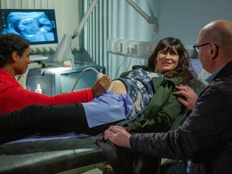 Emmerdale spoilers: Paddy Kirk and Chas Dingle share special baby news with Grace