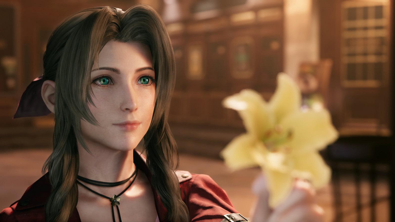 Final Fantasy VII Remake - releasing episodically