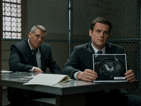 Mindhunter season 2 Netflix release date let slip by Charlize Theron