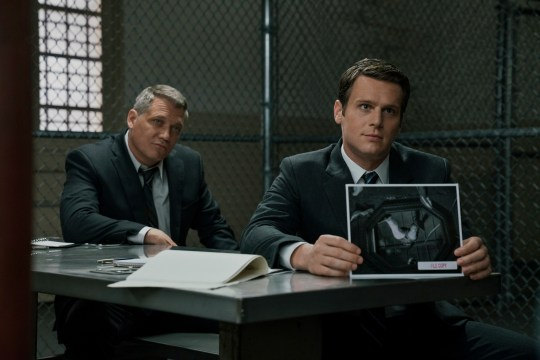 Mindhunter season 2 is in the works