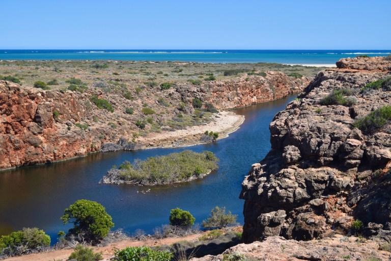 western coast of australia