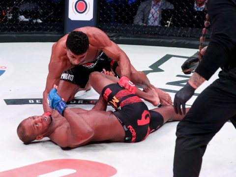 Douglas Lima progresses to Bellator grand prix final after huge KO of Michael Venom Page