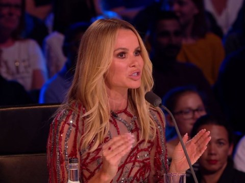 Ant McPartlin forced to stop Amanda Holden before she ruins Game of Thrones on Britain's Got Talent