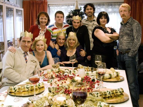 Gavin and Stacey's Joanna Page teases mystery fishing trip between Bryn and Jason will be cleared up in Christmas Special