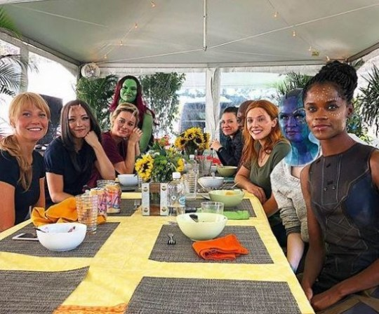 \Women of the Marvel Lunch Pictures