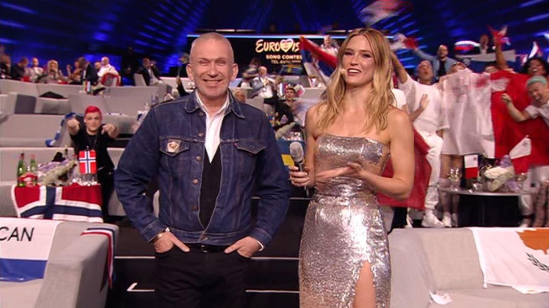 Leonardo DiCaprio's ex Bar Refaeli is hosting Eurovision 2019