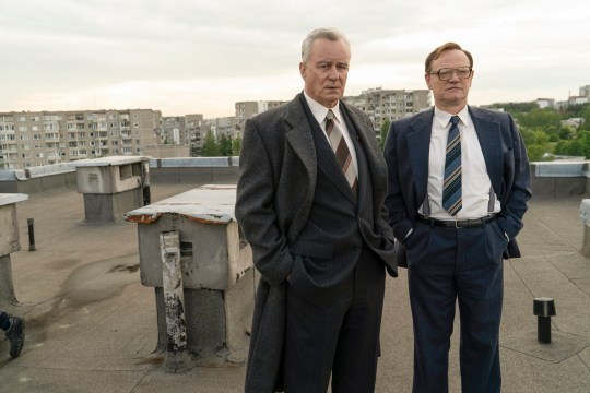 Chernobyl on Sky
