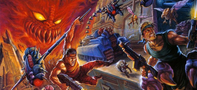 Is Contra about to make a comeback?