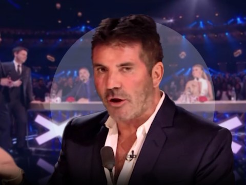 Simon Cowell says contestants are 'lacking something' on Britain's Got Talent