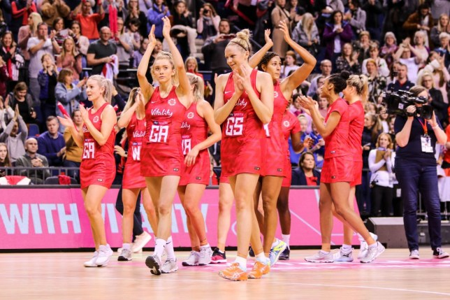 Cred-Eliza-Morgan-8c67-e1558607080470 England announce squad for the Netball World Cup