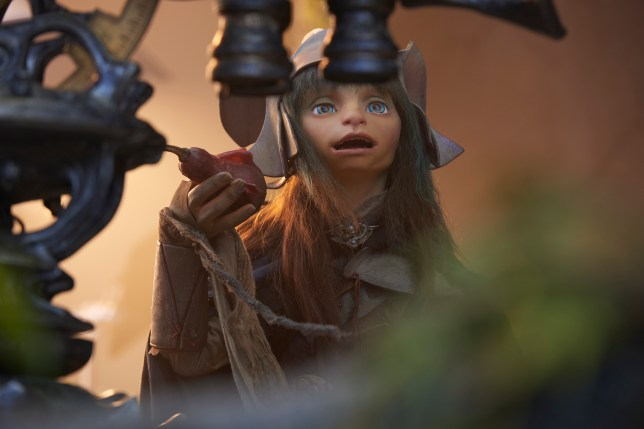 THE DARK CRYSTAL: AGE OF RESISTANCE promo pic (Picture: Netflix)