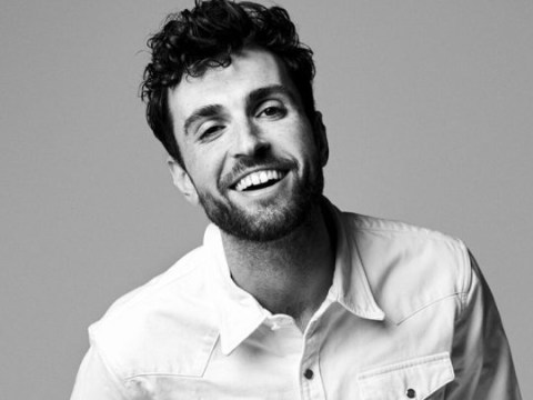 Duncan Laurence says being the favourite for Eurovision 2019 is 'the Dutch dream come true'
