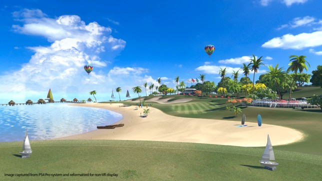 Everybody's Golf VR review – VR for the people