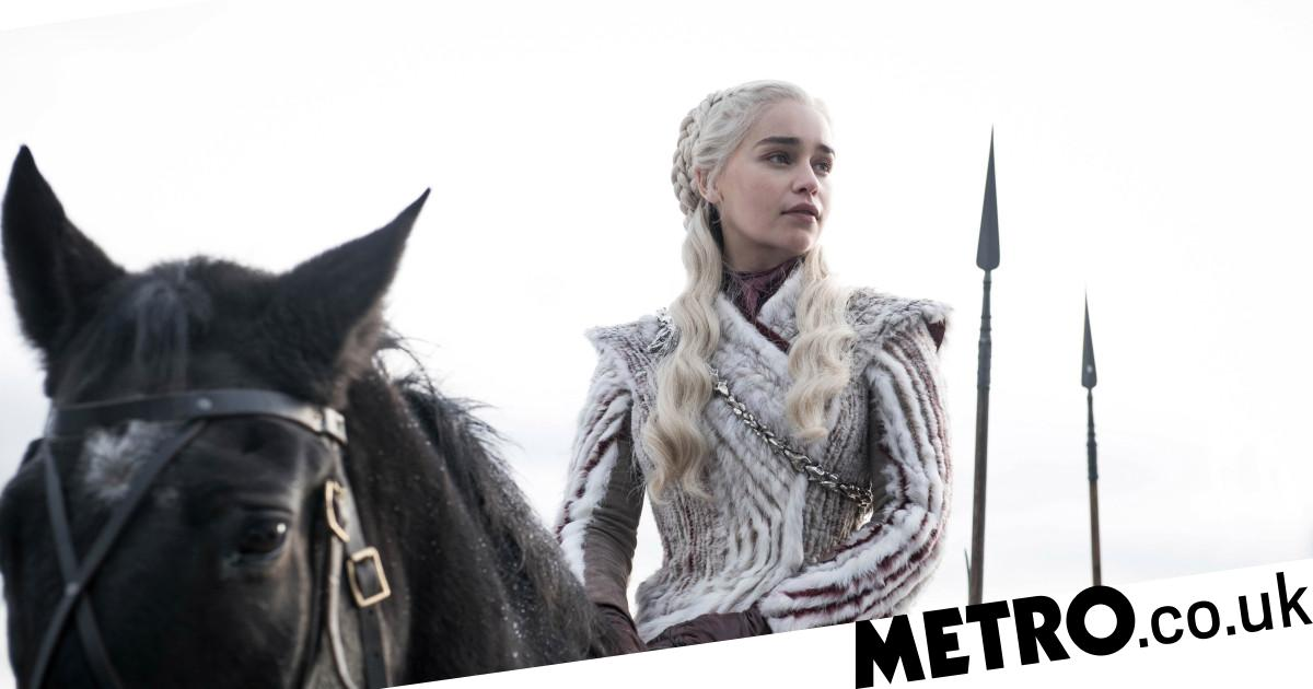 Game Of Thrones prequel BTS photos leaked as George RR Martin shares new details