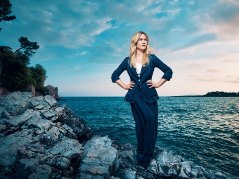 Julia Stiles performed some intense stunts for Riviera season 2: 'I was not prepared'
