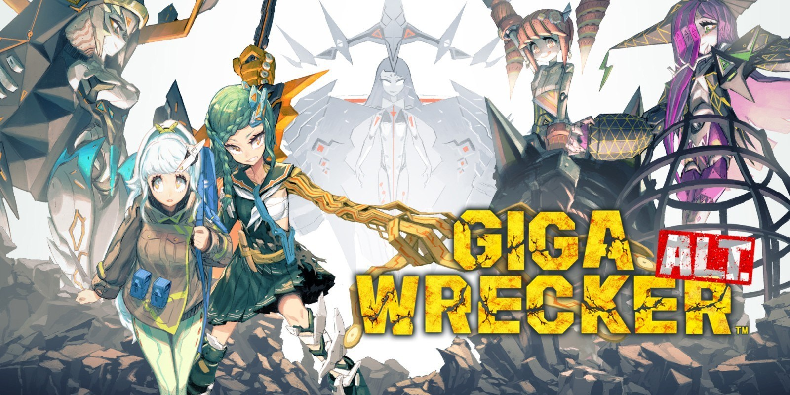 Giga Wrecker Alt. review – gotta smash 'em all
