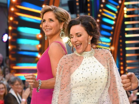 Strictly's Shirley Ballas 'has hole in her heart' with Darcey Bussell leaving show