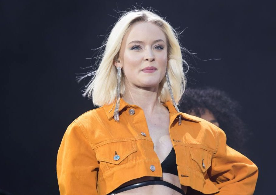 Zara Larsson regrets ever wading into the James Charles drama as she apologises to LGBTQ community