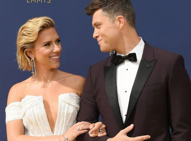Scarlett Johansson S Fiance Colin Jost Was So Scared Of Marriage Metro News