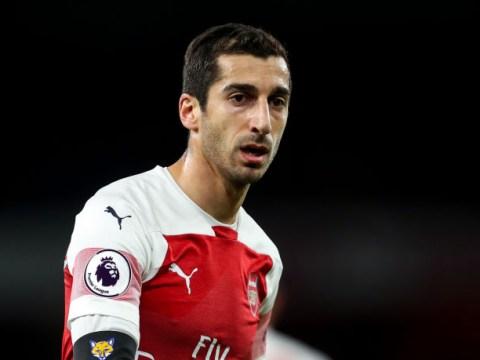 Why isn't Arsenal's Henrikh Mkhitaryan playing in the Europa League final in Baku?