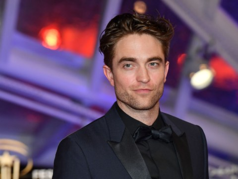 Robert Pattinson 'is cast as the next Batman' and the internet is freaking out about it