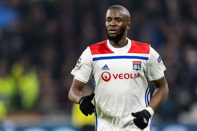 Ndombele is valued at around £65m