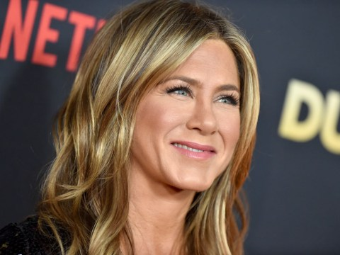 Jennifer Aniston isn't on dating apps – but she's open to the idea of romance
