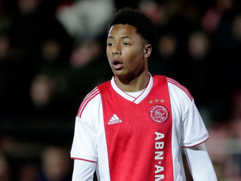Manchester United snap up teen sensation Dillon Hoogewerf as Ajax confirm departure
