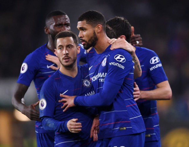 Eden Hazard has left an incredible legacy at Chelsea should he leave for Real Madrid, says Ruben Loftus-Cheek