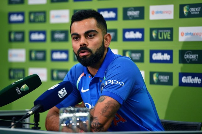 Virat Kohli, the India captain, expects a 'challenging' World Cup