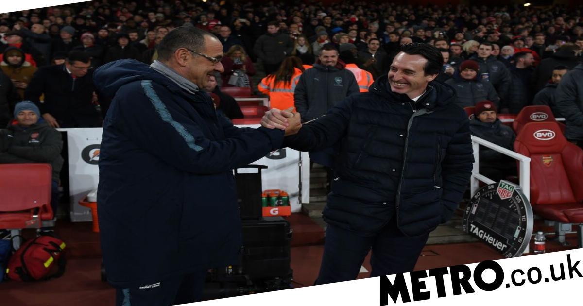 Arsenal vs Chelsea Europa League final time, odds, team ...