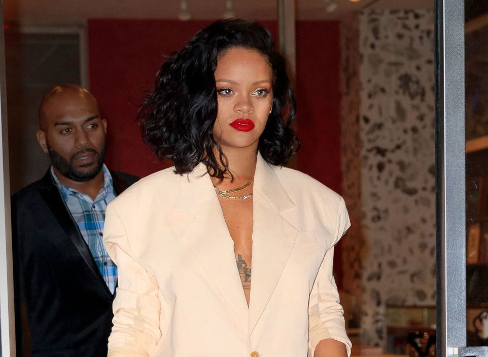 Rihanna's Fenty collection with LVMH will launch on 22 May 2019