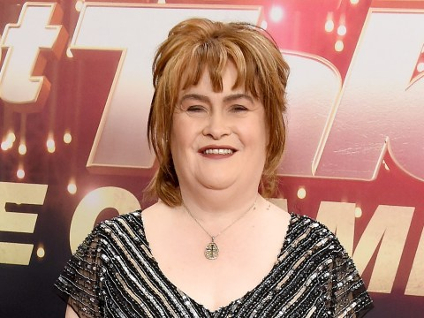 Susan Boyle 'thrilled' to tour the UK ten years after shock Britain's Got Talent audition