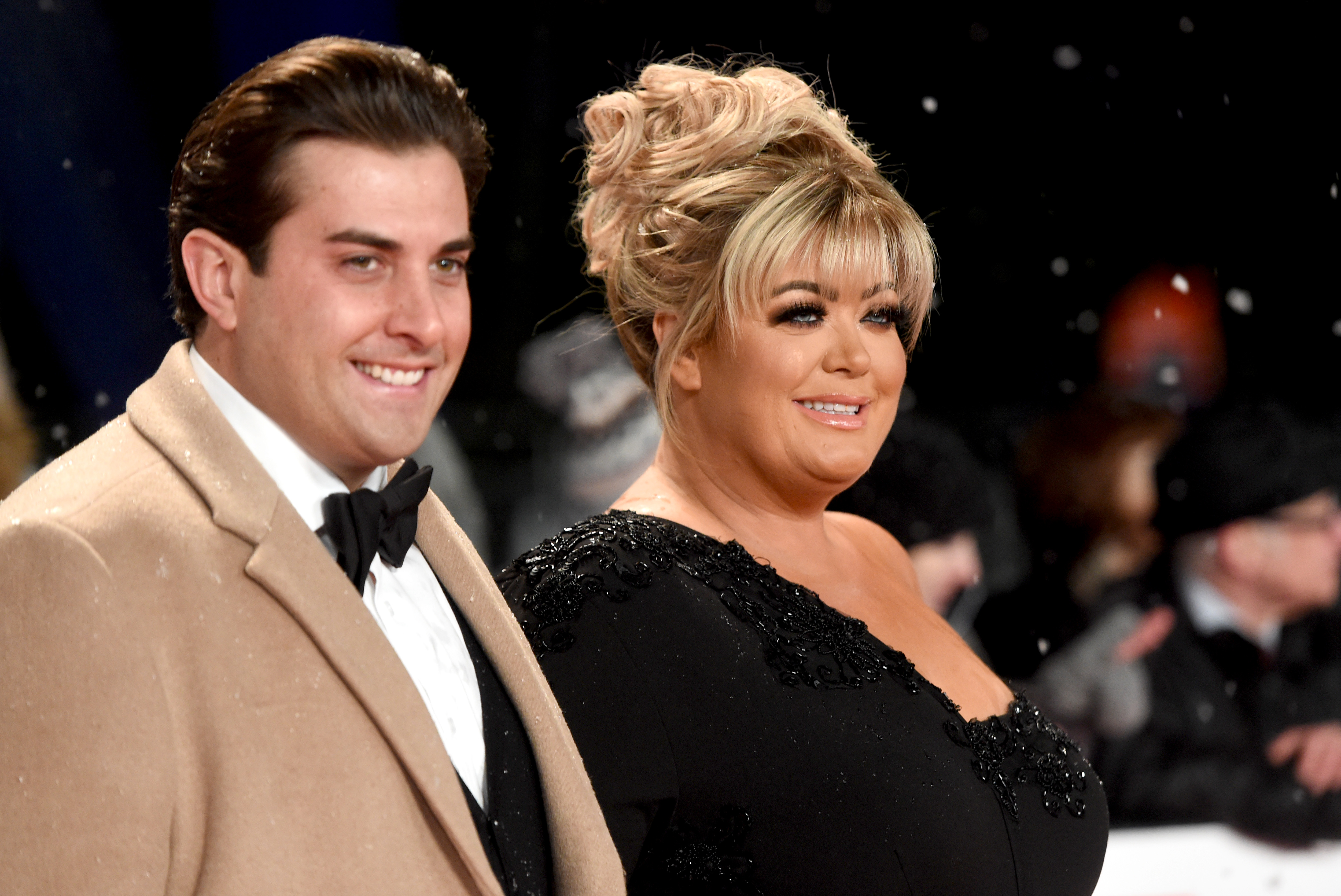 Gemma Collins and James Argent 'back together' and we've officially got whiplash from all the back and forth