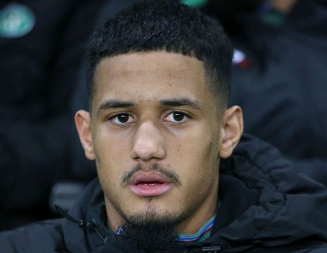Arsenal have met Saint-Etienne's asking price for William Saliba