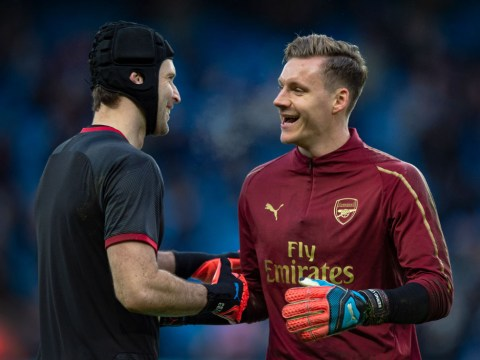 Arsenal fans demand Bernd Leno starts Europa League final after Petr Cech agrees Chelsea return