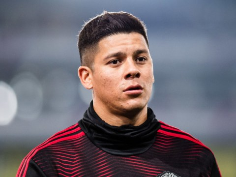 Marcos Rojo plans Manchester United stay after receiving assurances from Ole Gunnar Solskjaer