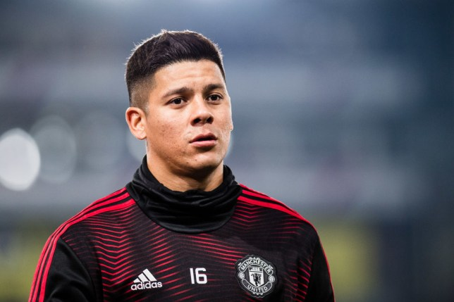 Marcos Rojo is set to stay at Manchester United