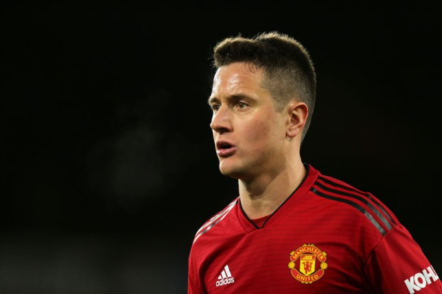 Ander Herrera has played his last game for Manchester United