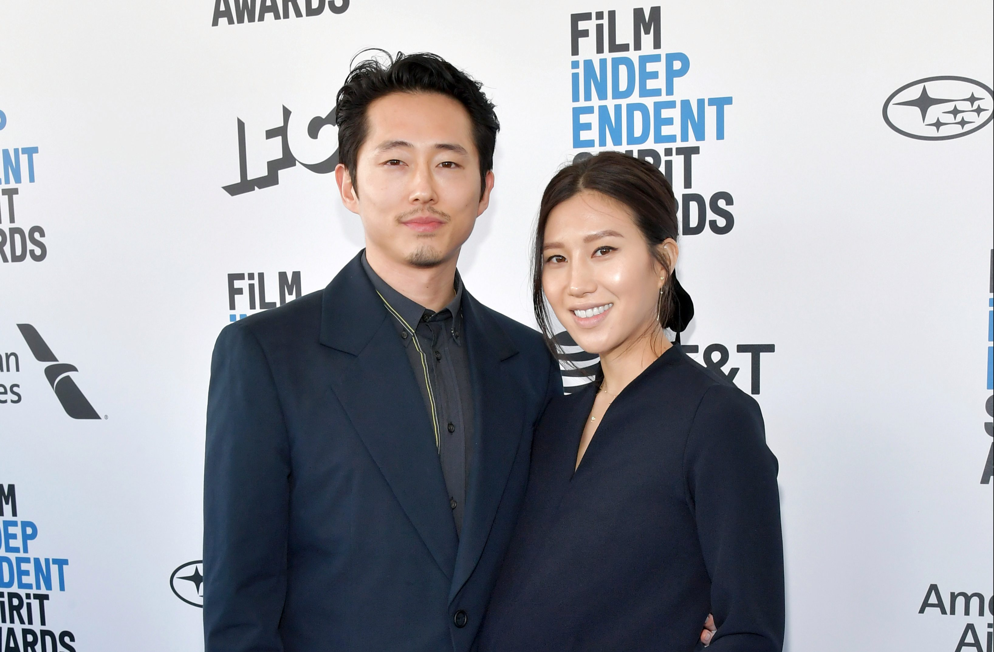 The Walking Dead's Steven Yeun welcomes baby number 2 with Joana Pak and our hearts
