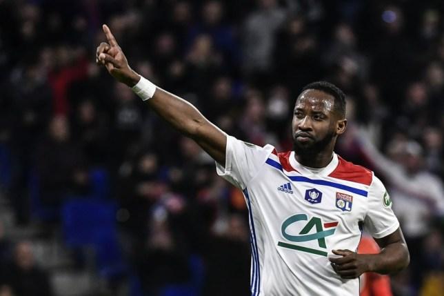 Manchester United plotting £40m transfer bid for Moussa Dembele