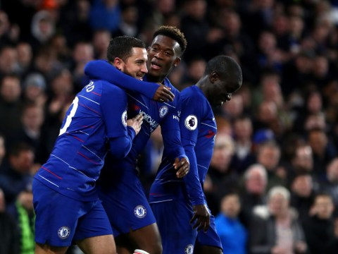 David Luiz tips Callum Hudson-Odoi to replace Eden Hazard as Chelsea's main man