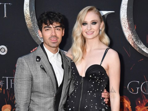 Joe Jonas praises new wife Sophie Turner for 'encouraging others to talk about depression'