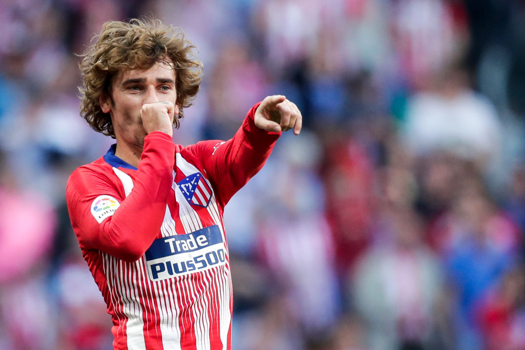 Antoine Griezmann is expected to join Barcelona from Atletico Madrid