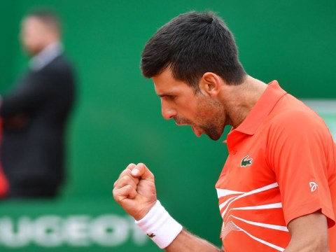 Novak Djokovic hits rankings milestone as Roger Federer returns to top-three
