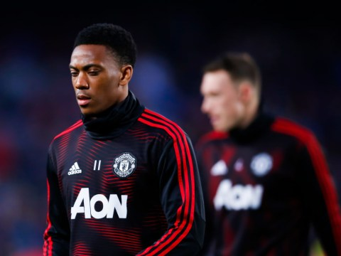 Ole Gunnar Solskjear speaks out on Anthony Martial's form amid reports of dressing room rant