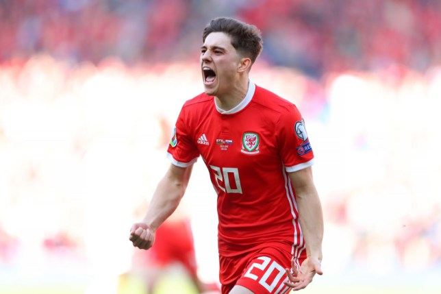 Manchester United are set to sign Daniel James