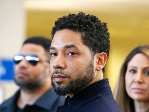 Jussie Smollett was working on plea deal before charges were dropped