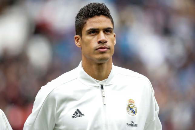 Raphael Varane is keen to stay at Real Madrid for another season