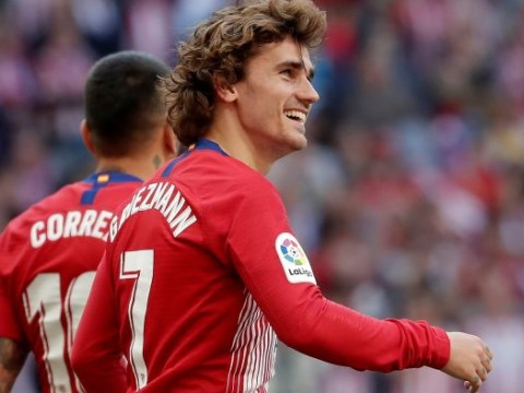 Atletico Madrid believe Antoine Griezmann will join Barcelona this summer